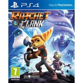 RATCHET E CLANK (PS4)